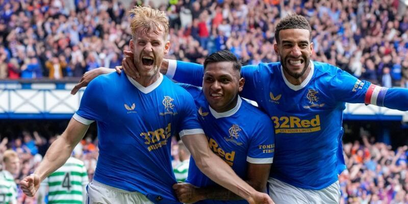 İskoçya derbisini Rangers kazandı