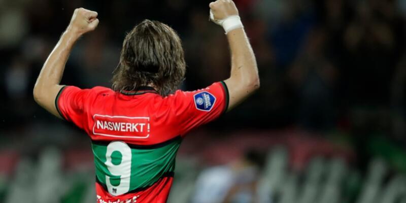 Nijmegen'de Ali Akman gollerine devam ediyor