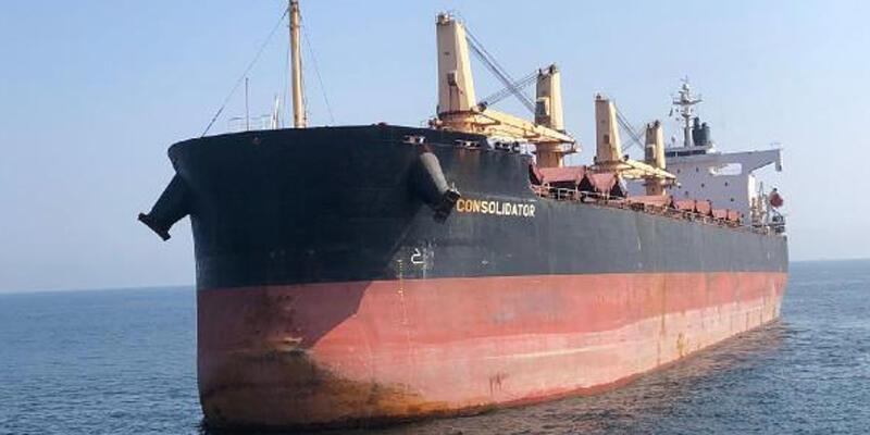 Kınalıada açıklarında arıza yapan gemi Ahırkapı'ya çekildi