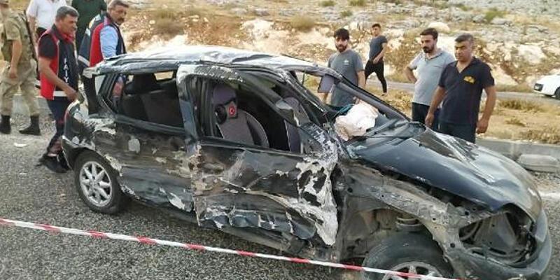 Adıyaman'da iki ayrı kazada 10 kişi yaralandı