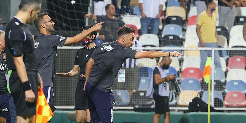 Vitor Pereira: Taraftarımız eminim gurur duyuyordur