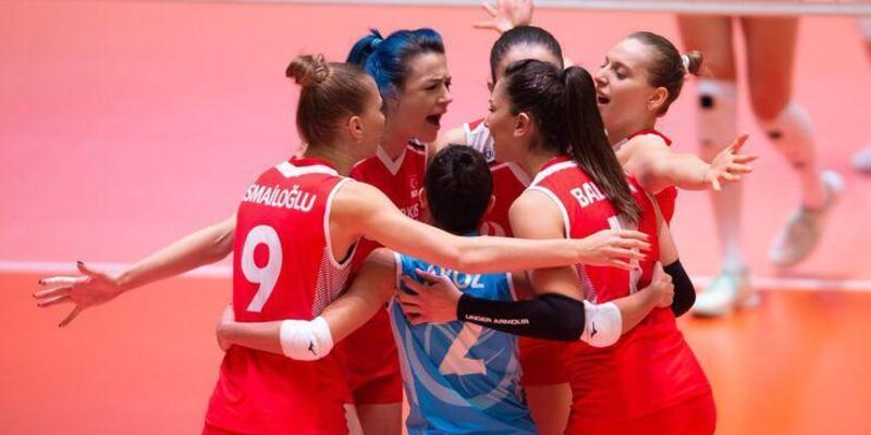 Türkiye Polonya voleybol maçı saat kaçta, hangi kanalda, ne zaman? Filenin Sultanları çeyrek final maçı TRT 1 canlı izle!
