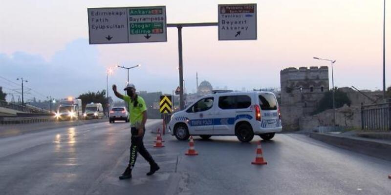 30 Ağustos kutlamaları için Vatan Caddesi trafiğe kapatıldı