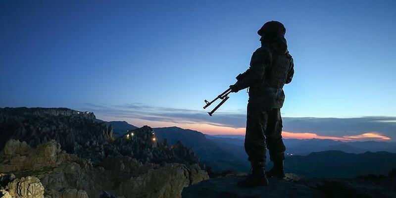 Metina bölgesinde 3 PKK'lı etkisiz hale getirildi