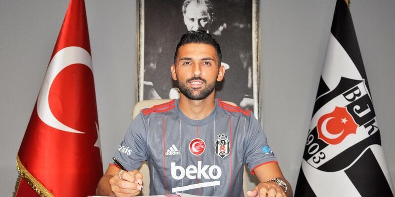 Beşiktaş Umut Meraş'ı resmen açıkladı