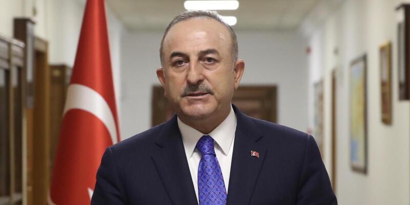 Bakan Çavuşoğlu, Kanada Dışişleri Bakanı Garneau'yla görüştü