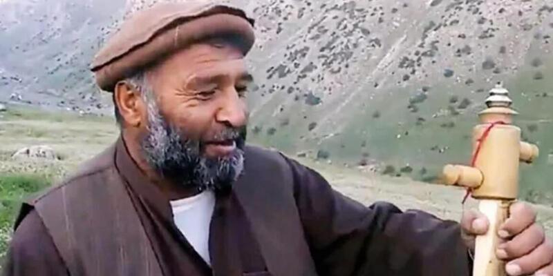 Taliban, halk ozanını infaz etti