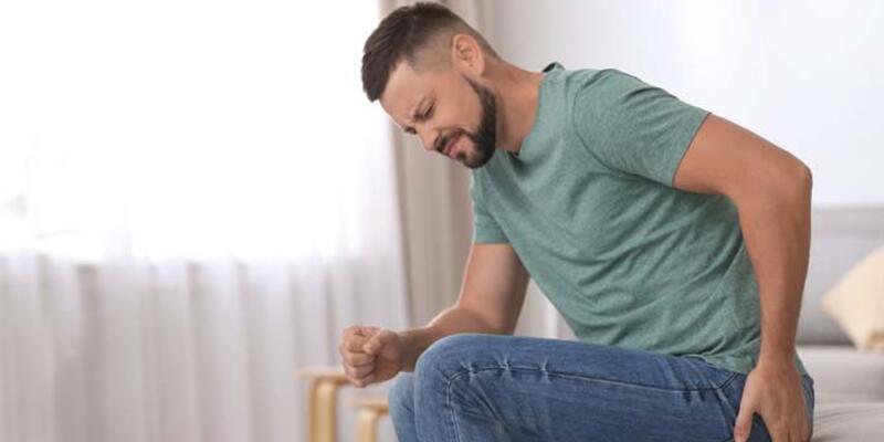 Makat çatlağı saatlerce süren ağrılara neden olabilir