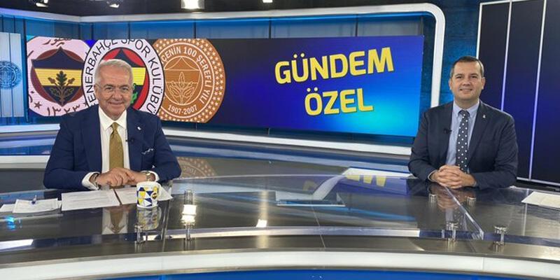 Son dakika... Fenerbahçe Başkan Vekili Erol Bilecik'ten açıklamalar