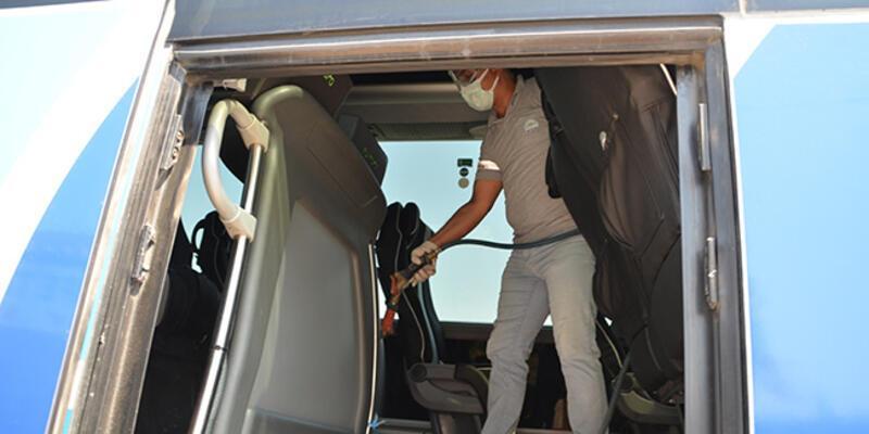 Başkasının HES kodunu kullanan Kovid-19 hastası, yolcu otobüsünde yakalandı