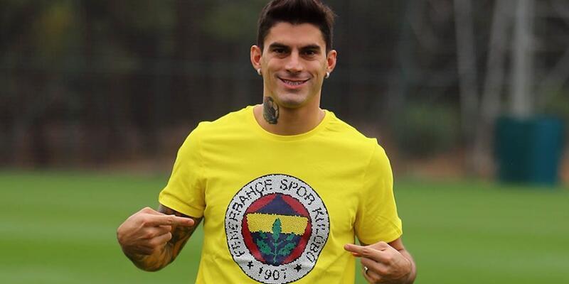 Fenerbahçe Diego Perotti'yi gönderdi