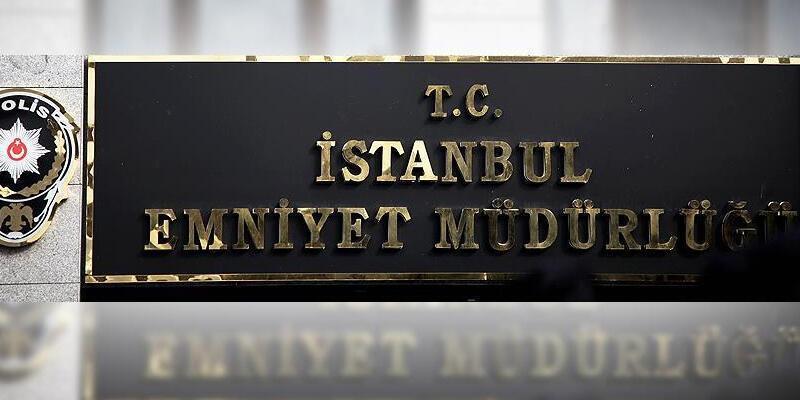 İstanbul Emniyet Müdürlüğü'nde il içi atamamalar