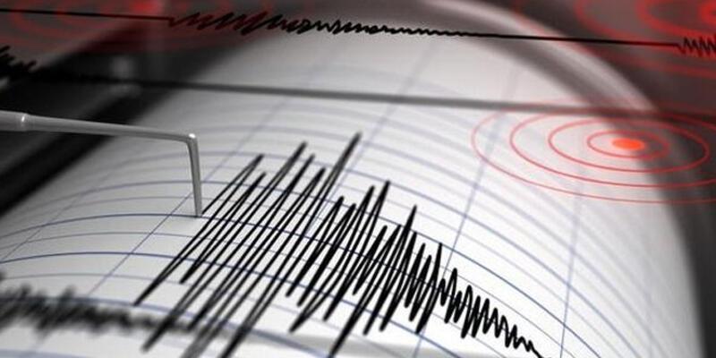 Şili'de 5,6 büyüklüğünde deprem meydana geldi
