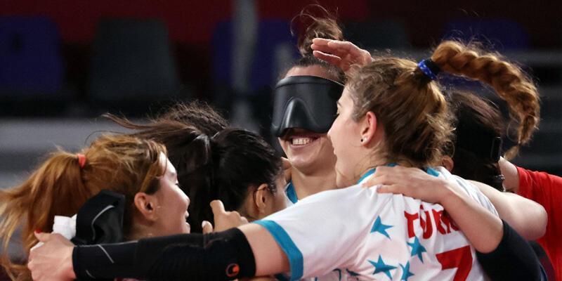 Son dakika... Kadın Golbol Milli Takımımız finalde!