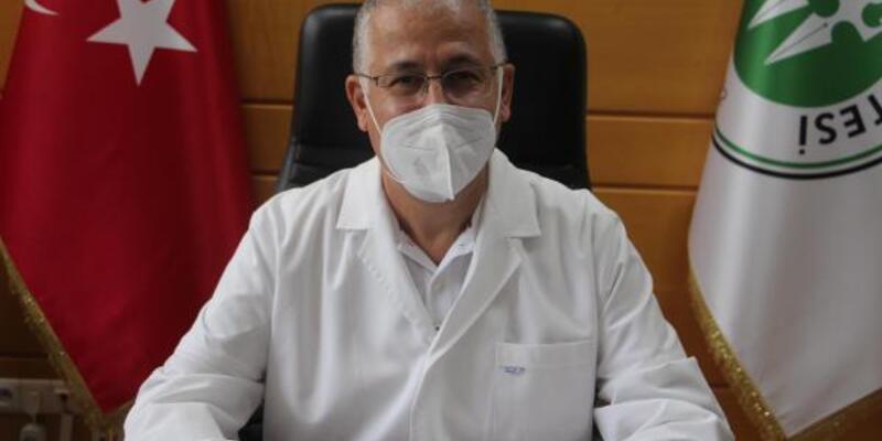 Prof. Dr. Cantürk: 300 ölümü daha önce 30-40 bin vaka sayılarında gördük
