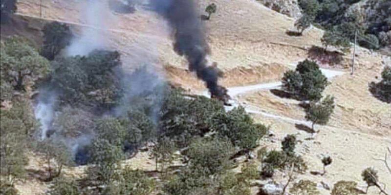 SON DAKİKA... MİT'ten Irak'ın kuzeyinde operasyon: 3 terörist etkisiz hale getirildi
