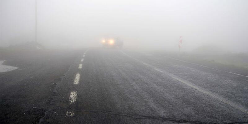Ardahan'da sis ve soğuk hava etkili oluyor