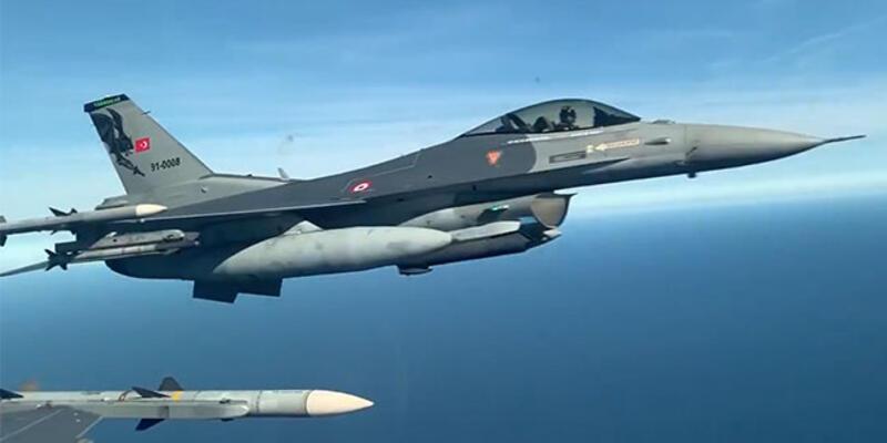 MSB paylaştı! NATO tarafından kalk emri verildi