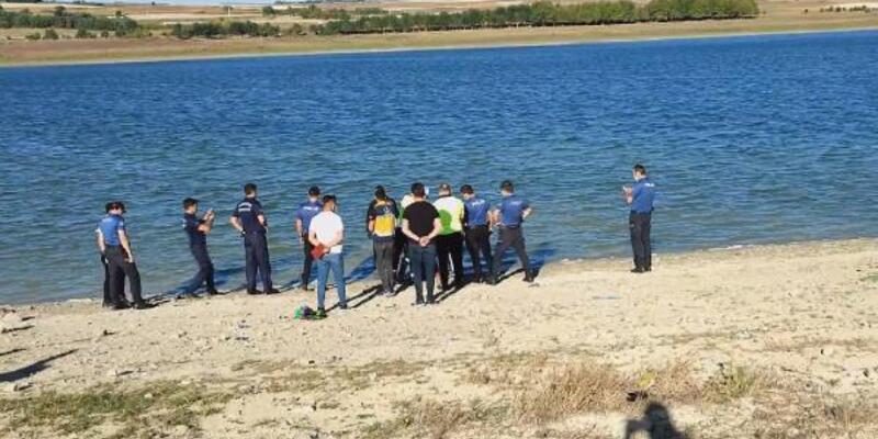 Sazlıdere Barajı'nda cansız bedeni bulundu