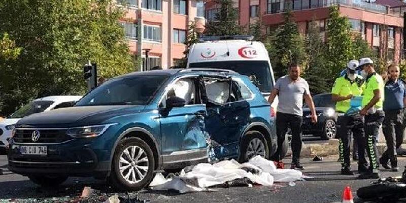 Trafik ışıklarının çalışmadığı iddiası! 2 ölü, 2 yaralı