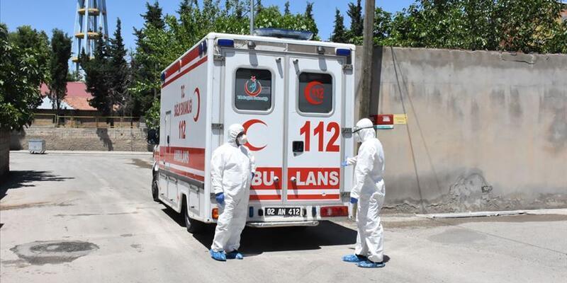 Adıyaman'da 315 ev Kovid-19 tedbirleri kapsamında karantinaya alındı