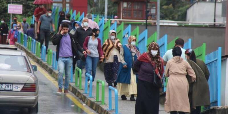 Nüfusa oranla en fazla vakanın olduğu Rize'de 'yaşlı nüfus' etkisi