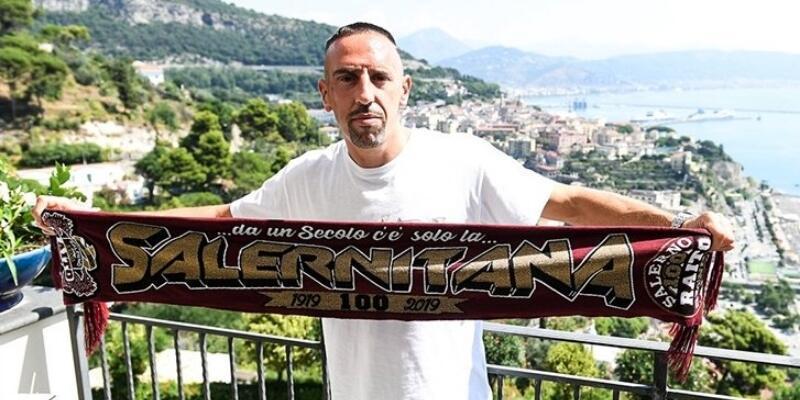 Franck Ribery İtalya'da kaldı