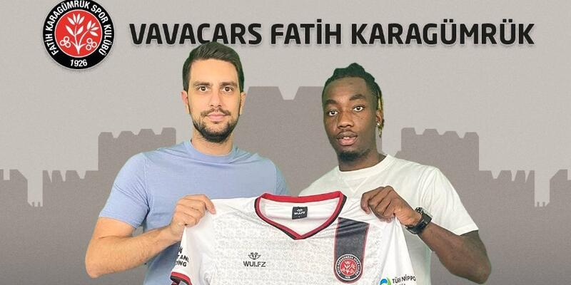 Yann Karamoh Karagümrük'e transfer oldu
