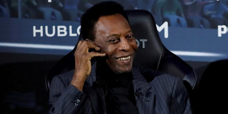 Efsane futbolcu Pele ameliyat oldu