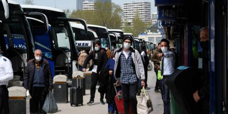 İzmir'de 18 yaşından küçüklere seyahat için bilet satışı yasaklandı