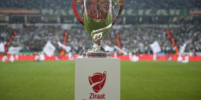 Ziraat Türkiye Kupası maç tarihleri: 2021-2022 Ziraat Türkiye Kupası maçları ne zaman başlıyor?