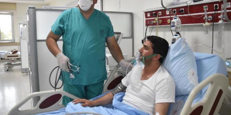 Varyantlar nedeniyle hastanelerde yoğunluk artıyor