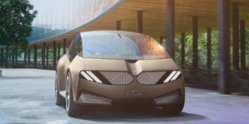 Geri dönüştürülebilir yeni i Vision Circular konsept aracını sergiledi
