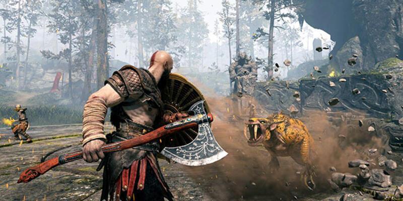 Yeni God of War oyunu için geri sayım devam ediyor
