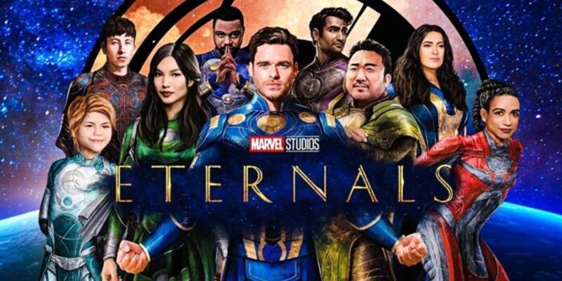 Marvel hayranları gözlerini Eternals'a çevirmiş durumda