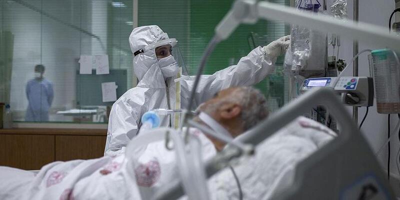 'Aşı' olmayanlar yoğun bakımları doldurdu