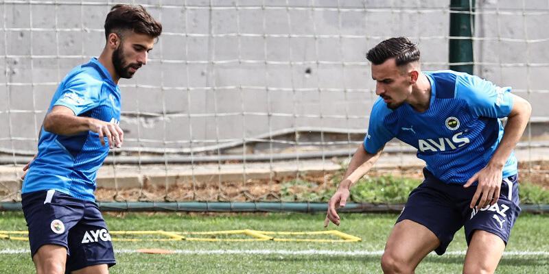 Son dakika... Vitor Pereira'dan Rossi ve Berisha kararı!