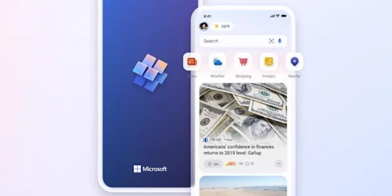 Microsoft, Start adında kişiselleştirilmiş haber hizmeti sunacak