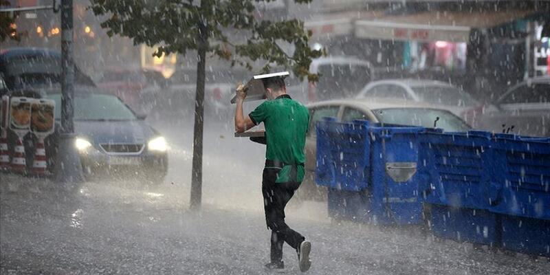 SON DAKİKA: İstanbul için yarın 'çok kuvvetli' yağış uyarısı
