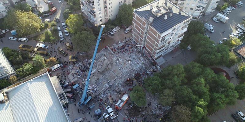 Depremde 15 kişinin öldüğü Doğanlar Apartmanı'yla ilgili çürük iddiası