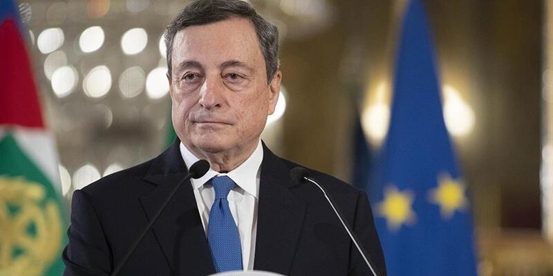 İtalya Başbakanı Draghi, AB Konseyi Başkanı Michel ile görüştü
