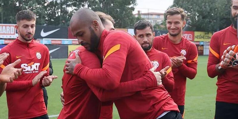Galatasaray resmen açıkladı! Marcao ile Kerem barıştı