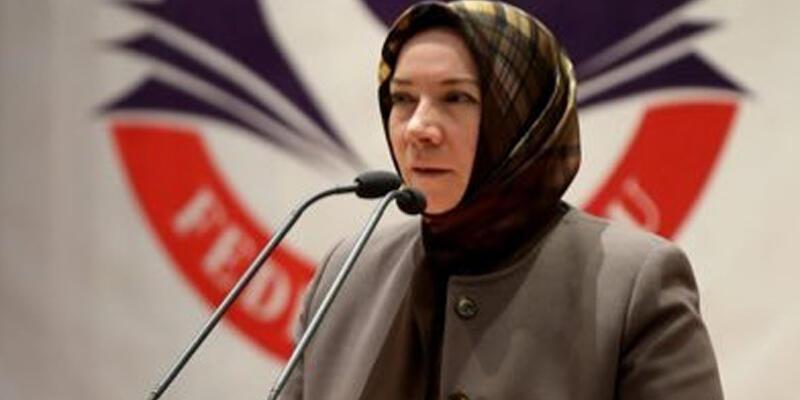 AK Parti Kayseri Milletvekili Nergis Kovid-19'a yakalandı
