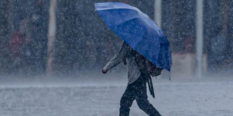 10 Eylül 2021 Hava Durumu: Meteoroloji'den sağanak yağış uyarısı