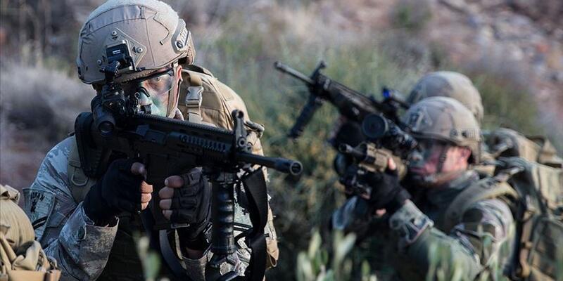 Pençe Şimşek operasyon bölgesinde 6 PKK'lı terörist etkisiz hale getirildi