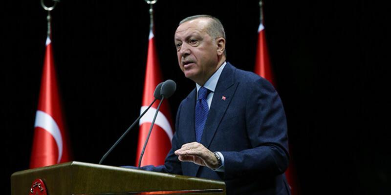 """Cumhurbaşkanı Erdoğan'dan """"740. Söğüt Ertuğrul Gazi'yi Anma ve Yörük Şenlikleri"""" mesajı"""