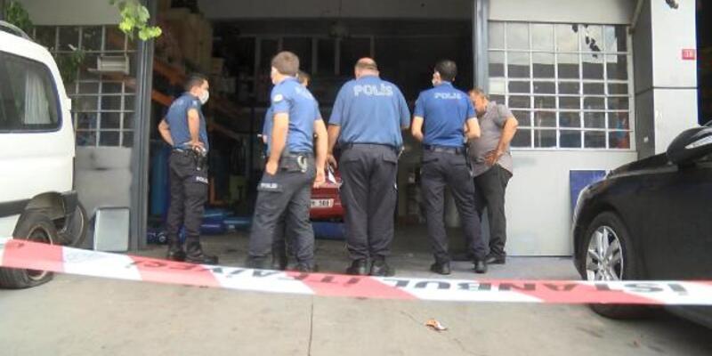 Esenyurt'ta sanayi sitesinde patlama: 1 işçi yaralandı
