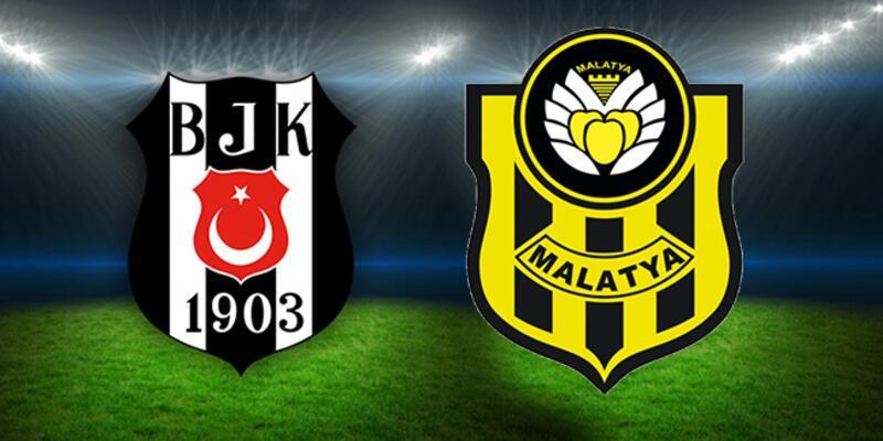 Beşiktaş Yeni Malatyaspor maçı ne zaman, saat kaçta? BJK Malatya maçı canlı yayın hangi kanalda?