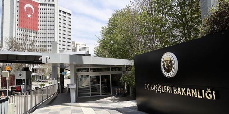 Dışişleri, Arap Ligi'nin Türkiye'yi hedef alan kararlarını tümüyle reddettiğini açıkladı
