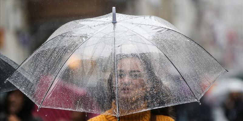 Yeni haftada yağışlar tüm yurtta etkili olacak